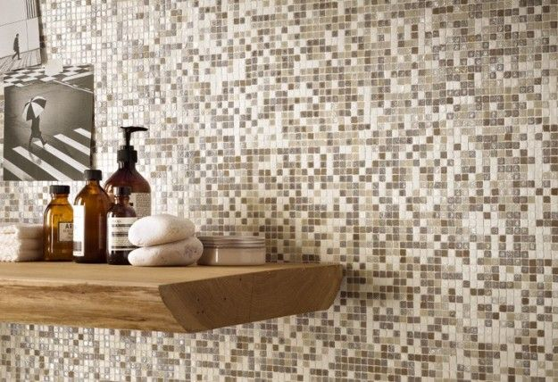 Mosaico bagno Chester