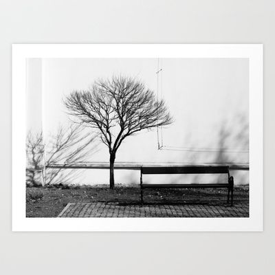 unnamed spring Art Print by Nazar Vasko - $17.68