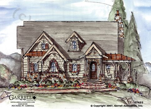 41 best rustic mountain house plans images on pinterest   cottage