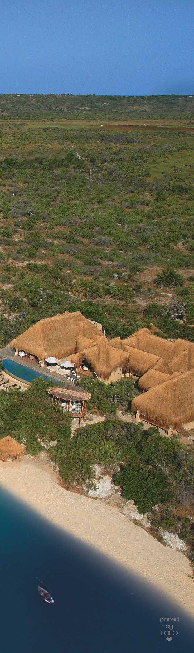 Azura Benguerra Island, Mozambique | LOLO❤︎