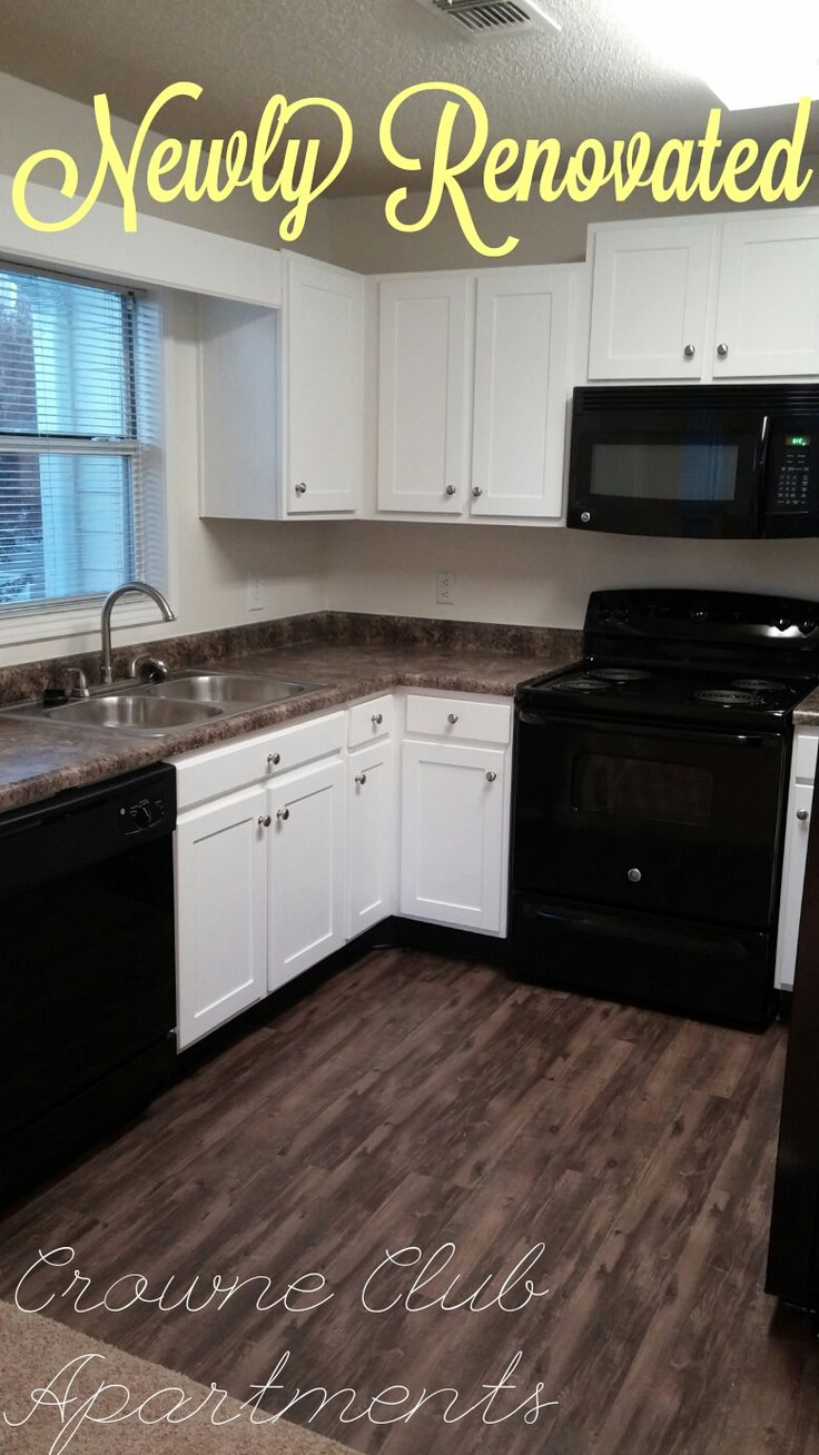 Check out our newly renovated apartments!