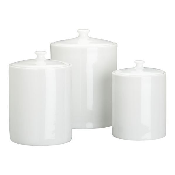 kitchen canisters white 17 best images about white kitchen on in 12973