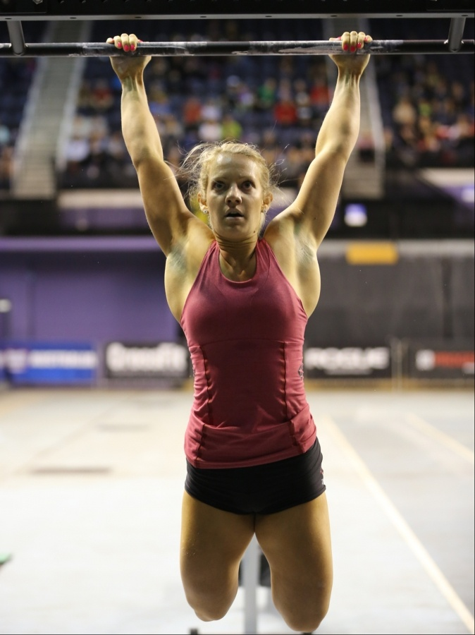 2013 Australia Regional CrossFit Games Female crossfit