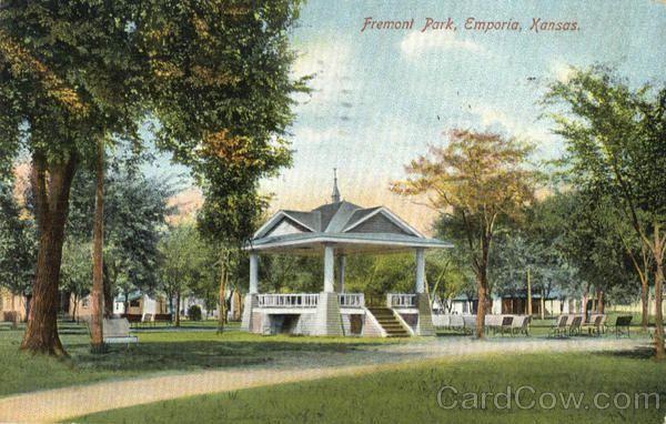 Fremont Park Emporia Kansas