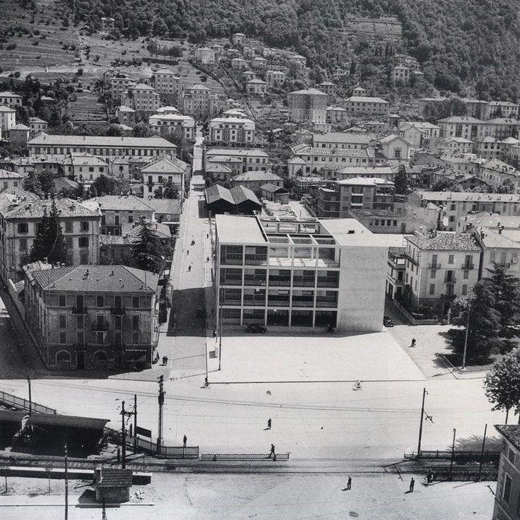Casa del Fascio, Como, Giuseppe Terragni 1932-33