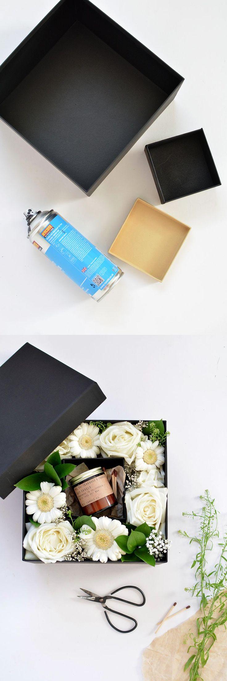 Lindo regalo DIY para madrina de boda