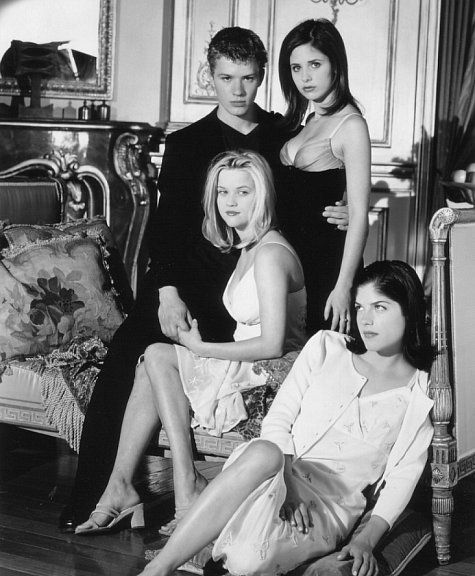 Cruel Intentions: Fav Movie, Favorite Things, Ree Witherspoon, Sarah Michele Gellar, 90S, Intentions 1999, Favorite Movie, Cruel Intentions, Favorite Film