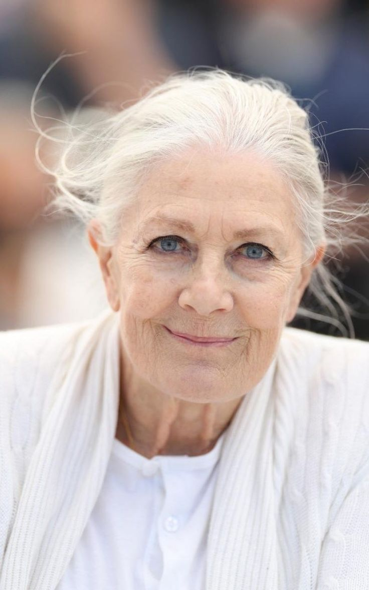 Vanessa Redgrave during the Howards End photocall in Cannes on May 12
