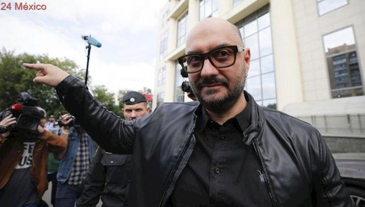 Mantienen en arresto domiciliario a Serébrennikov