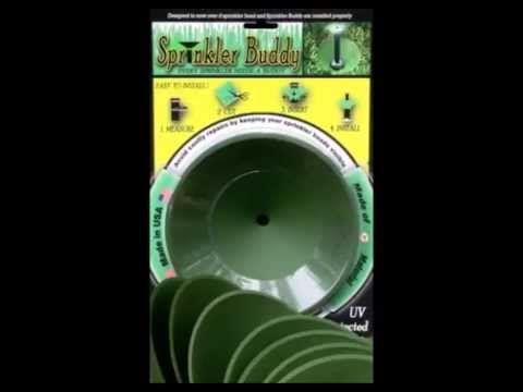 Got a Lawn Sprinkler System?