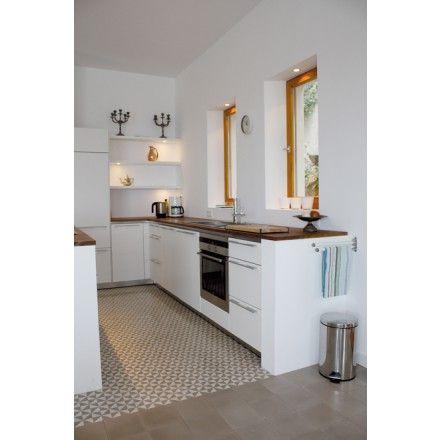 Zementplatten in diversen Farben. #countryhouse #via #tiles #floor