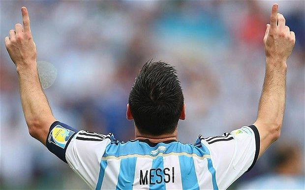 World Cup final 2014: Lionel Messi faces day of destiny for Argentina vs Germany World's best player would merit a place alongside Diego Maradona and Pele in the game's trinity of immortals if he can lead his side to victory in the Maracana