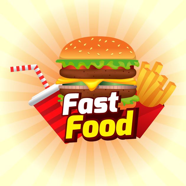 fast food stickers for imessage fastfood foodie foodemoji imessage ios iphone sandwiches fries burgers pizza snacks dr food stickers fast food food pinterest