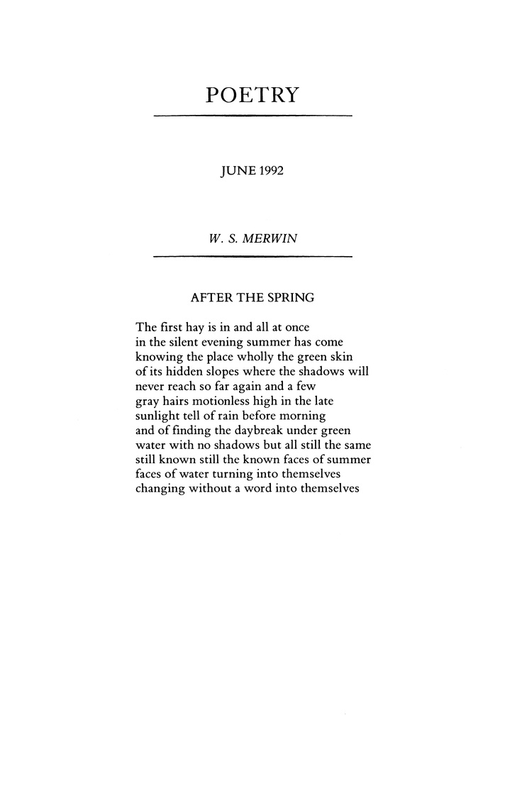 the cinnamon peeler poem pdf