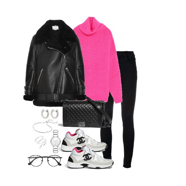 Fashion set pink created via   URSTYLE & POLYVORE in 2019 ...