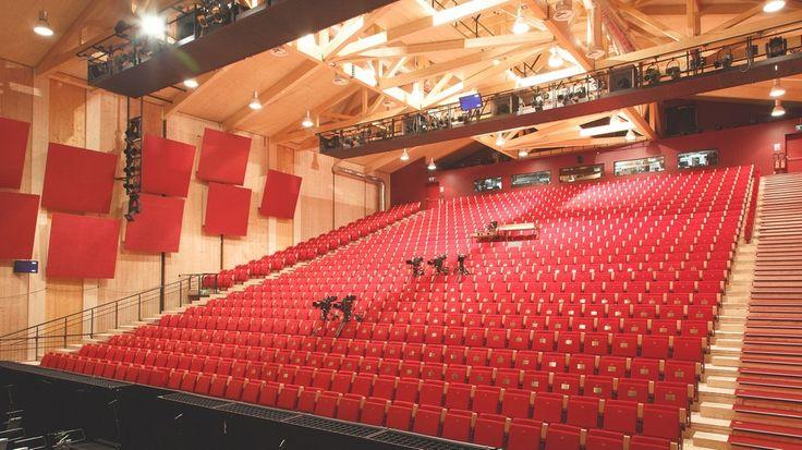 Provisorium in Genf: Opernhaus aus Holz | News | BR-KLASSIK | Bayerischer Rundfunk