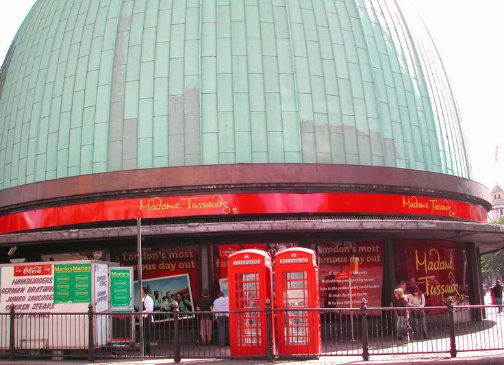 #MadameTussauds #London