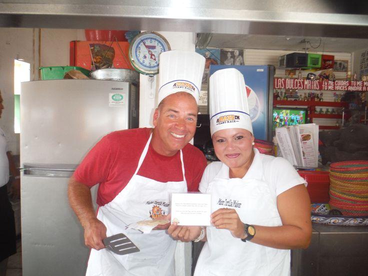 Smile tortilla cheff!