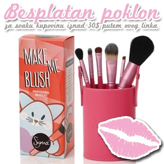 Sigma Make Me Blush Travel kit - Would love to get it for my birthday...