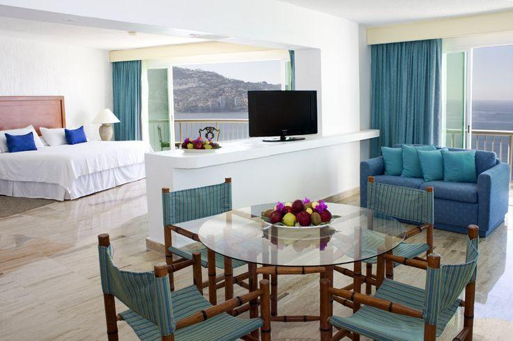 Habitaciones confortables en Hotel Calinda BeachSencillas Hotels, En Hotels, Hotels Calinda