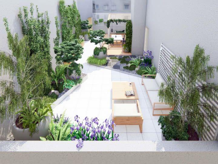 Projekty Ogrodow Przydomowych Ponad 100 Darmowych Projektow Zielony Ogrodek Outdoor Decor Outdoor Landscape