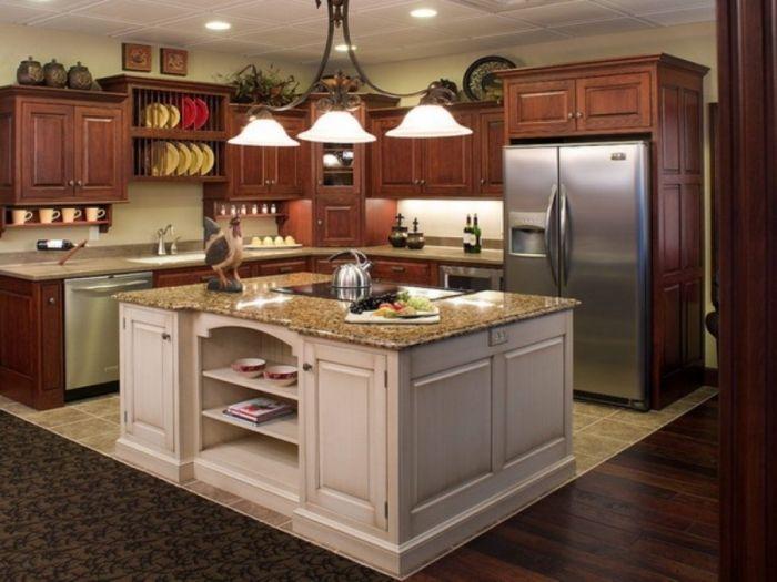 charming Top 10 Kitchen Designs #1: Top 10 Hottest Future Trends of Kitchen Designs 2015 ... c3465__kitchen-island-inspirations-interior-inspiration-giesendesign  .. #top #best #image u2026