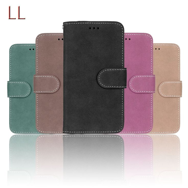 3.74$  Watch now - http://aiegi.worlditems.win/redirect/32757316324 - Leather Case For ALCATEL One Touch Idol 3 5.5 inch Flip Cover Case housing With Card Slot for Alcatel OneTouch Idol3 Phone Cases   #magazine
