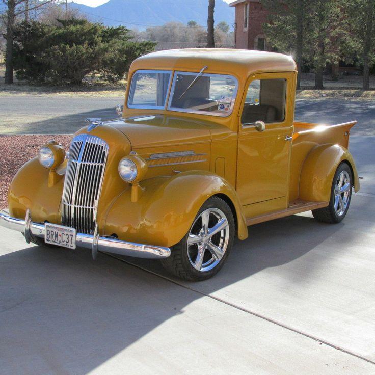 1938 Ford Pickup In Ebay Motors Ebay Electronics Cars