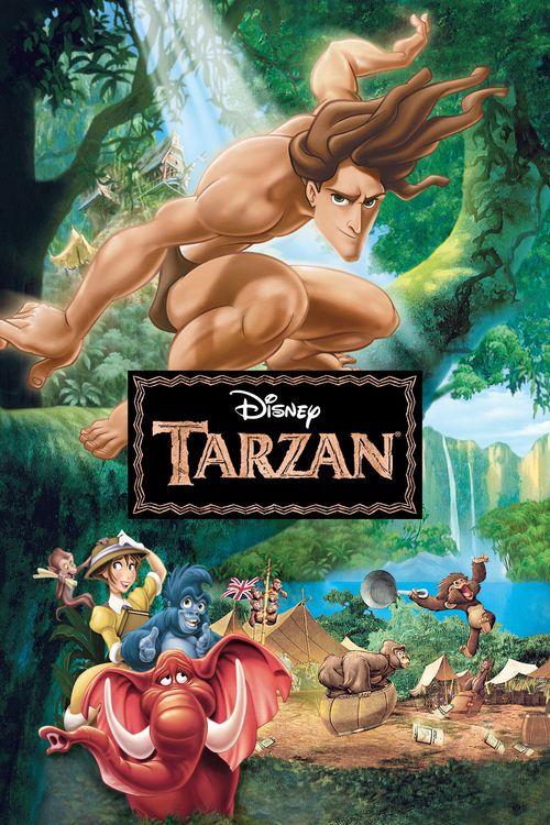 Watch Tarzan Full-Movie
