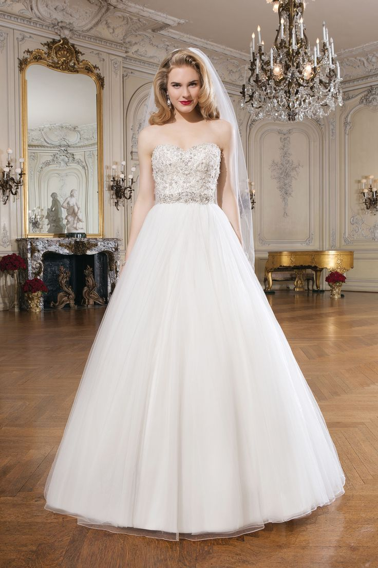 12 best wedding dresses suits images on pinterest bridal justin alexander wedding dresses style 8724 tulle ball gown features intricately beaded bodice with a sweetheart neckline style has a chapel length train ombrellifo Images