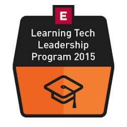 Learning Tech Leadership Program 2015 - http://elearningindustry.com/elearning-events/learning-tech-leadership-program-2015