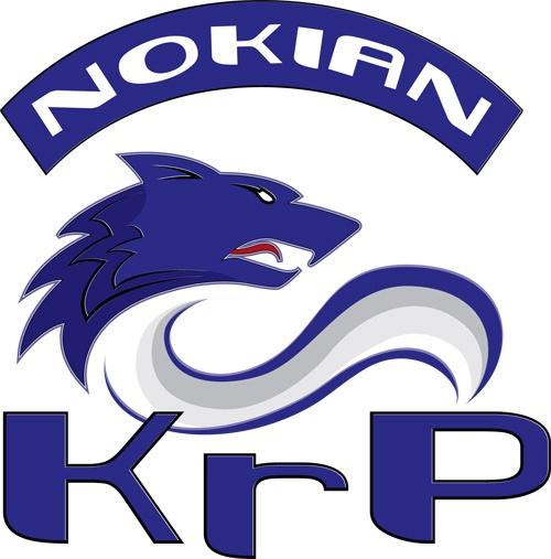 Nokian KrP logo