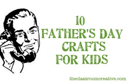 father's day ideas for kids crafts projects-001