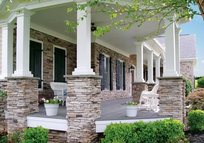 Mountain Granite Retaining Wall Gardenia Wall Blocks For