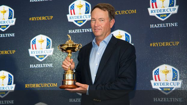 Post-Masters Q&A with U.S. Ryder Cup Captain Davis Love III