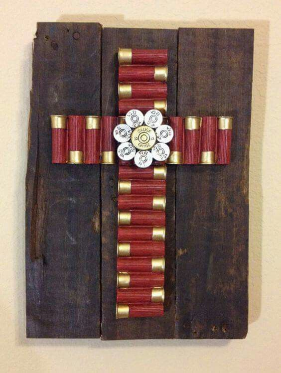 SHOTGUN SHELL CROSS                                                                                                                                                                                 More
