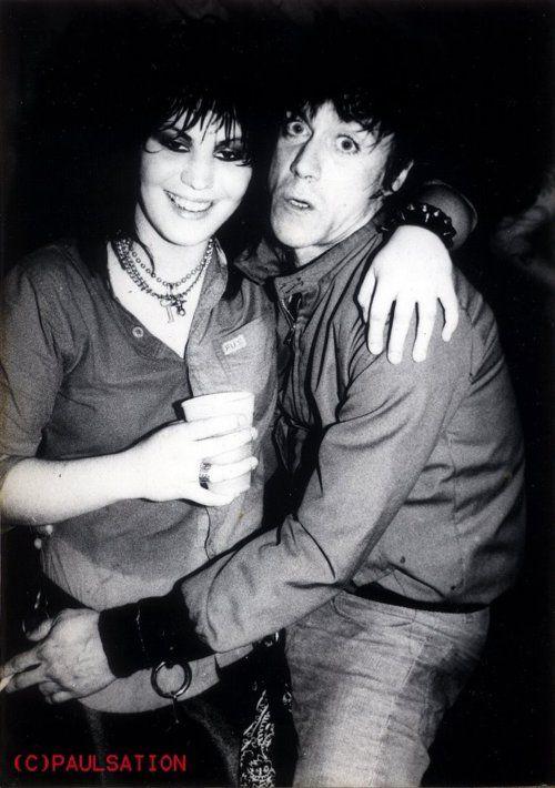 Joan Jett & Iggy Pop (night before Thanksgiving)        (c) Robert Pauls