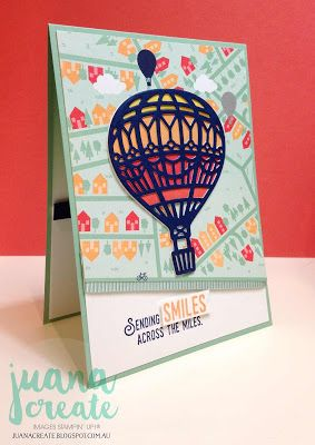 Juana Ambida Independent Stampin' Up!® Demonstrator Australia: Crazy Crafters November Blog Hop with special guest Amy Koenders