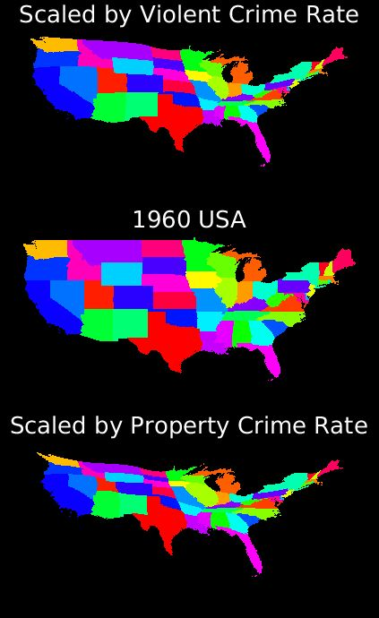Best Crime Maps Images On Pinterest Crime United States And - Us crime rate map usa