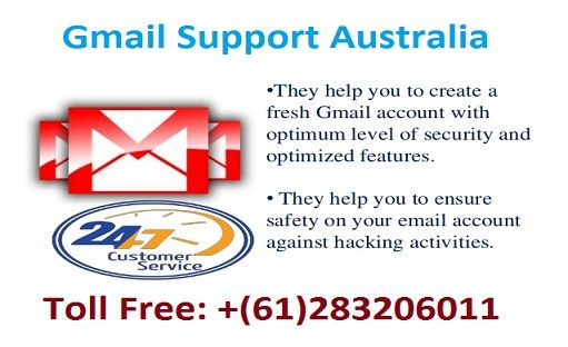 Are you using Gmail. If you do and you have any problem such as unable to sending Email then Don't need to worry we are here for add you. You can contact our Gmail Technical Support Number +(61)283206011 and get appropriate solution for your problems. Also, you can visit our website: http://gmail.supportnumberaustralia.com.au/
