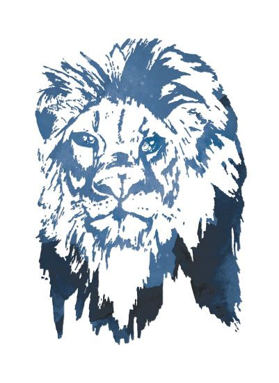 King by Aubrey Troutman Minted x Potter Barn submission. Check it out!  #minted #potterybarn #lion #watercolor #digital #drawing