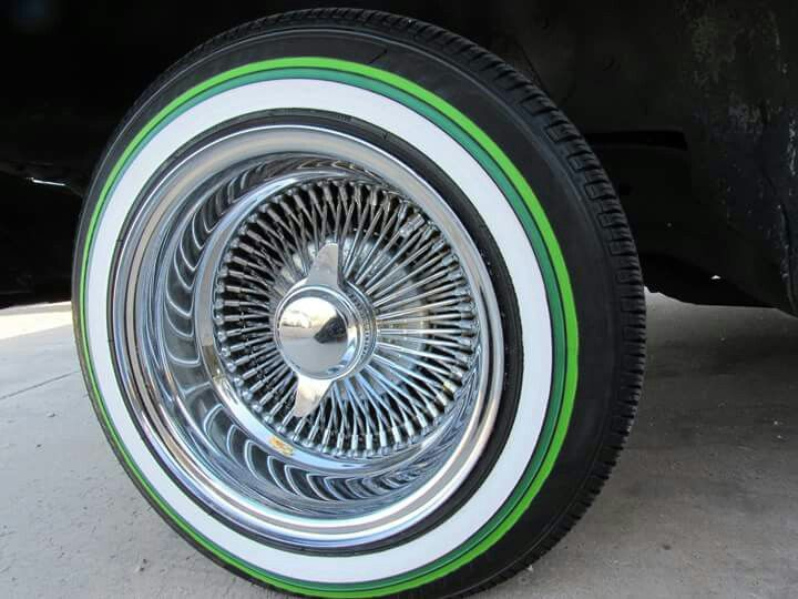 10 best spokes images on Pinterest | Vintage cars, Low rider and ...