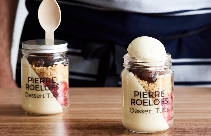 Pierre Roelofs' Dessert Tub — The Design Files | Australia's most popular design blog.