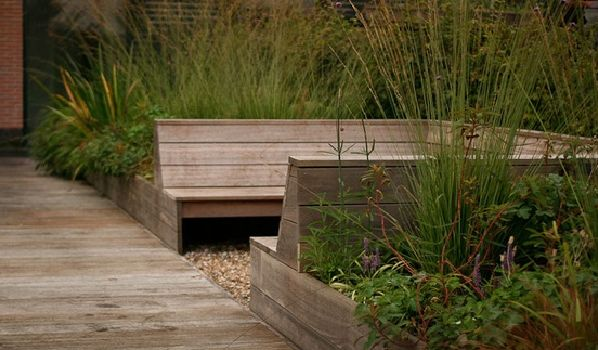 232 best images about idee n tuin on pinterest gardens fire pits and patio - Ideeen buitentuin ...