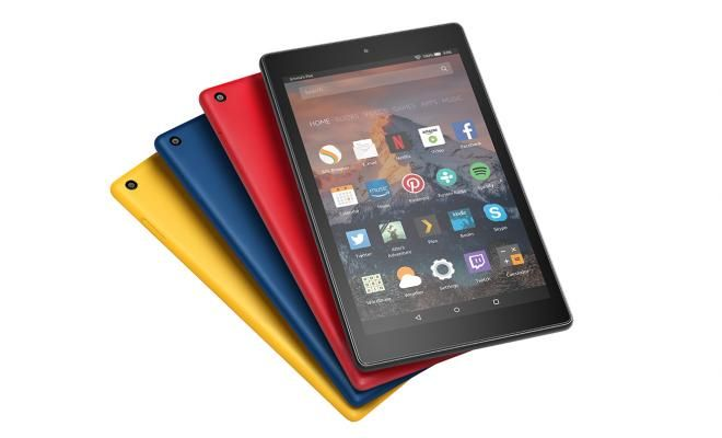 Alexa comes to new 2017 Amazon Fire 7 and Fire HD 8 tablets             40    Amazon's next generation of budget Fire tablets comes with Alexa, but what else is new?   inc VAT     17 May 2017    https://unlock.zone/alexa-comes-to-new-2017-amazon-fire-7-and-fire-hd-8-tablets/