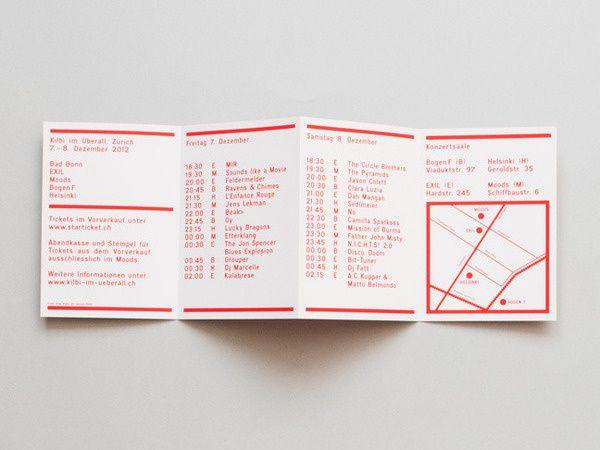 ATLAS, studio for graphic design, Zurich/Switzerland in Layout