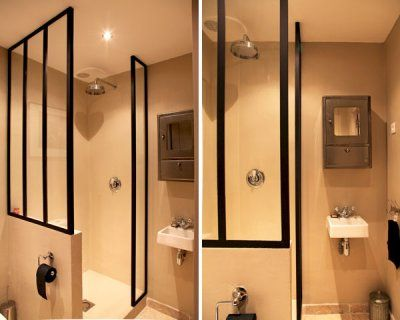 les 25 meilleures id es de la cat gorie paroi de douche sur pinterest conception de toilette. Black Bedroom Furniture Sets. Home Design Ideas