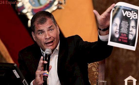 Las acusaciones de fraude electoral en Ecuador cambian de bando