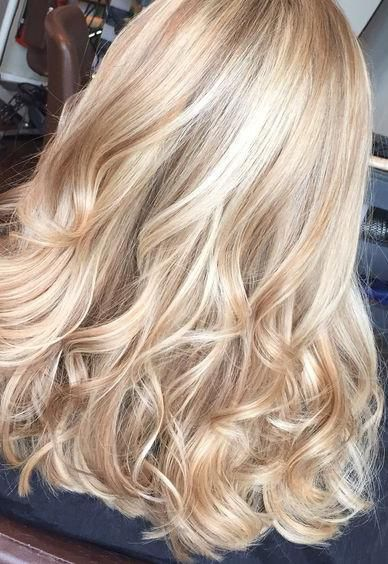 80 best sunny hair balayage extensions images on pinterest remy human hair weft dark ash blonde with golden blonde 1622 pmusecretfo Images
