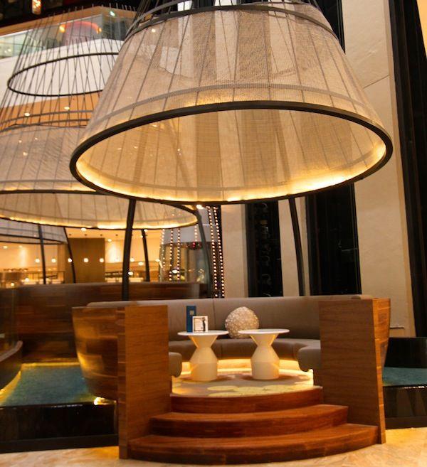 Pan Pacific Singapore Atrium Lounge